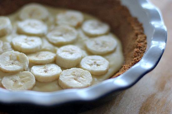 banana cream pie from scratch | healthy green kitchen