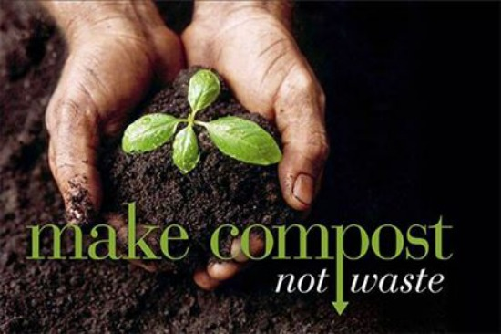 how to compost | healthy green kitchen
