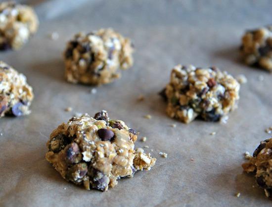 kitchen sink cookie recipe | healthy green kitchen