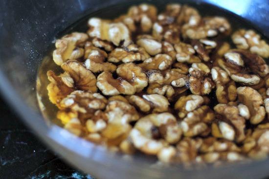 soaked walnuts | healthy green kitchen