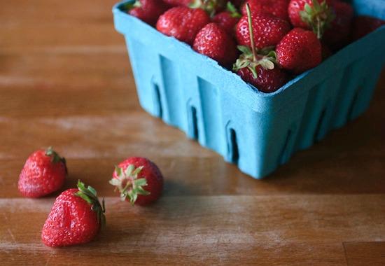 strawberries | healthy green kitchen