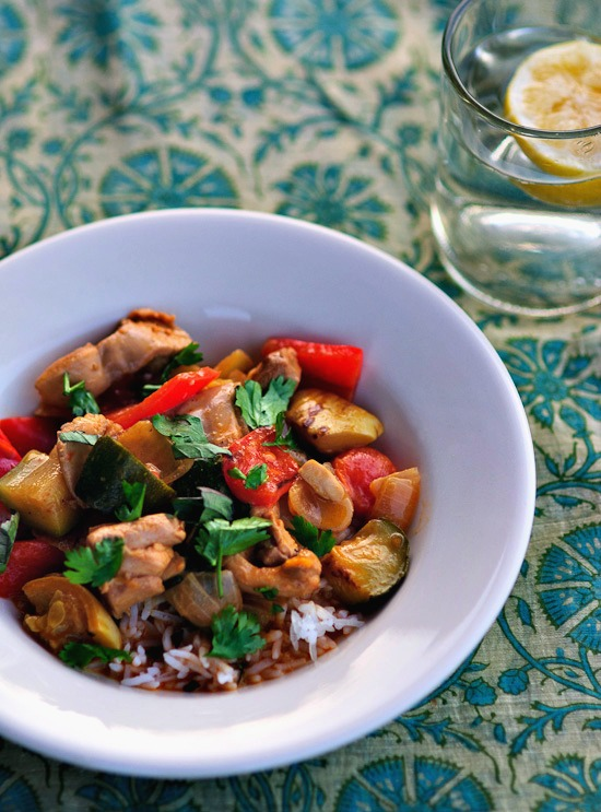 thai chicken curry | healthy green kitchen