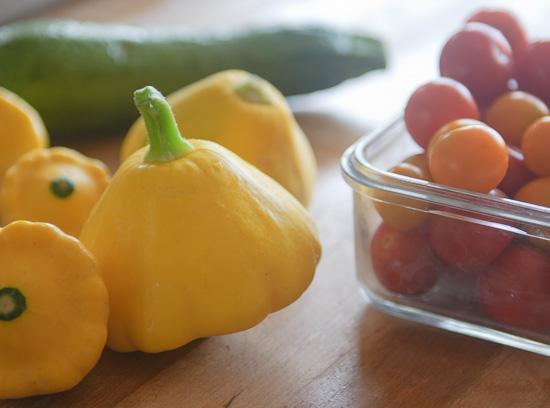 garden veggies | Healthy Green Kitchen