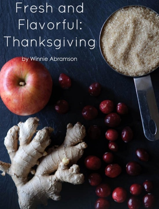Thanksgiving eBook cover
