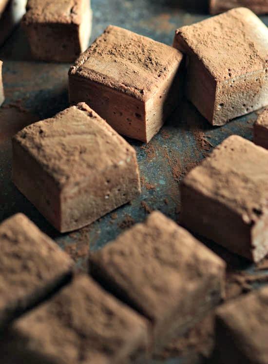 Chocolate Marshmallows   Healthy Green Kitchen