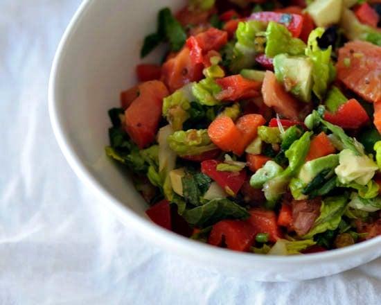 Chopped Salad | Healthy Green Kitchen