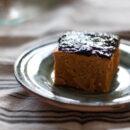 Macro-Friendly Pumpkin Cake