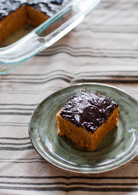 pumpkin cake 2